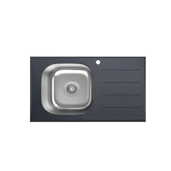 سینک ظرفشویی کد M4 میلان