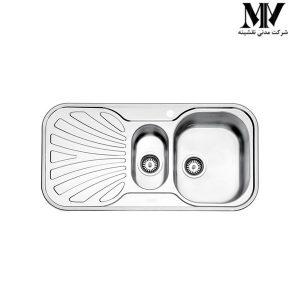 سینک ظرفشویی کد 510 البرز