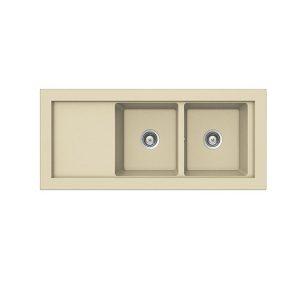 سینک ظرفشویی کد DOMUS D200 شاک