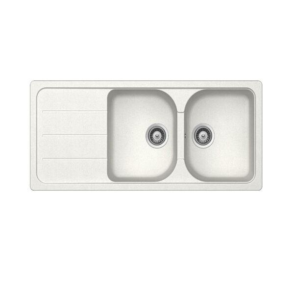 سینک ظرفشویی کد FORMHAUS D200 شاک