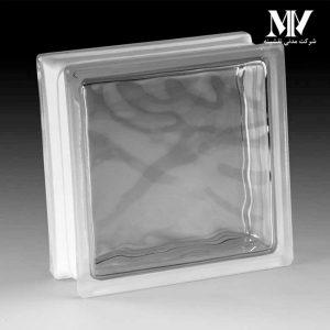 بلوک شیشه ای مدل کلودی کاوه