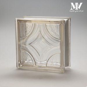 بلوک شیشه ای مدل كريستانتيك کاوه