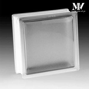 بلوک شیشه ای مدل مات کاوه