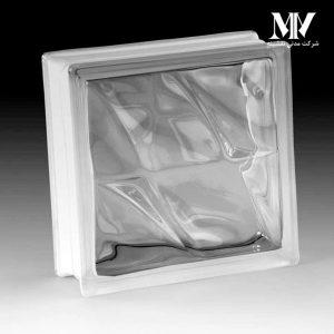 بلوک شیشه ای مدل دو ستاره کاوه