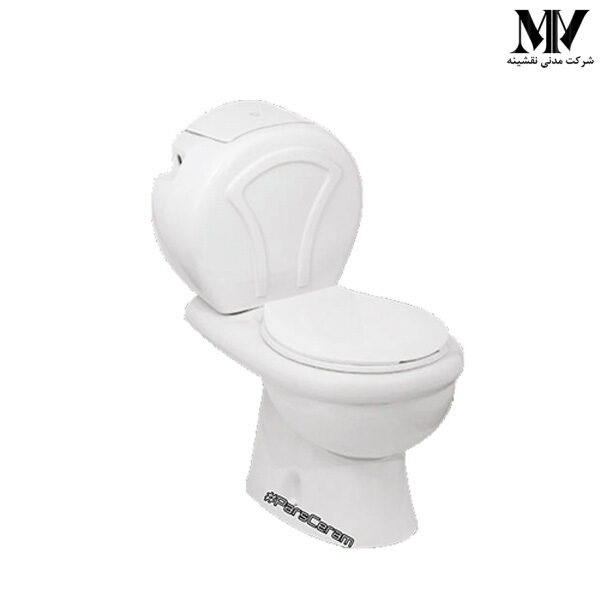توالت فرنگی بریستول پارس سرام