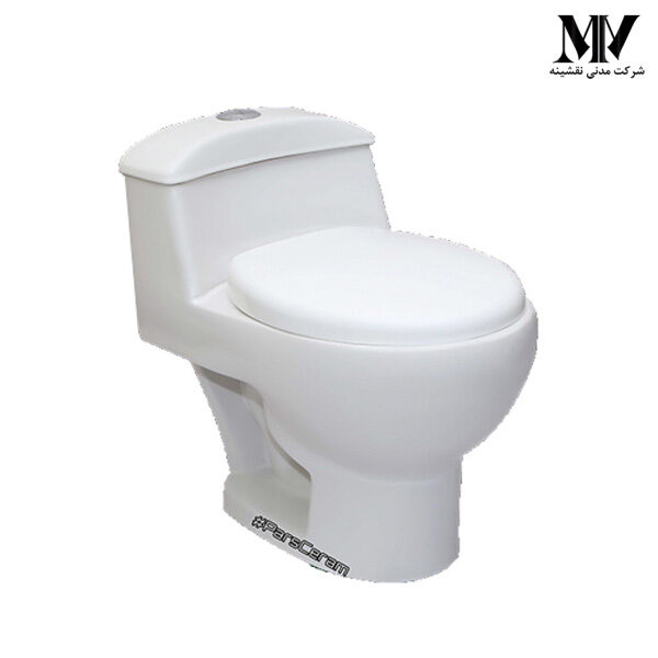 توالت فرنگی دیبا پارس سرام
