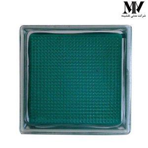 قیمت بلوک شیشه ای مدل ونیز سبز کاوه در نمایندگی   تجهیزات ساختمانی نقشینه