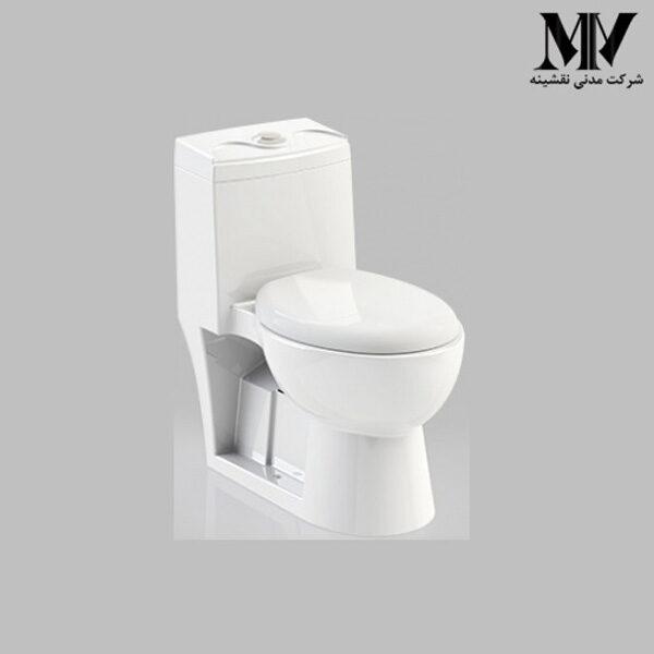 توالت فرنگی لوییزا کرد