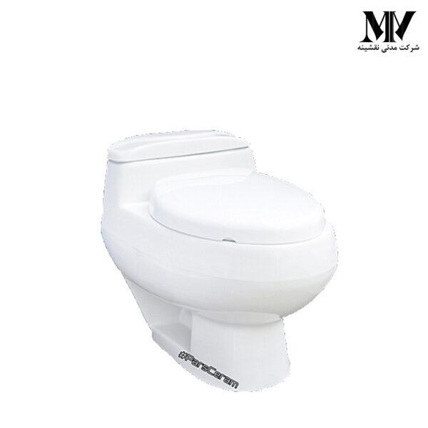 توالت فرنگی ارکید 701 پارس سرام