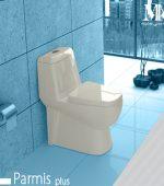 توالت فرنگی پارمیس پلاس گلسار فارس