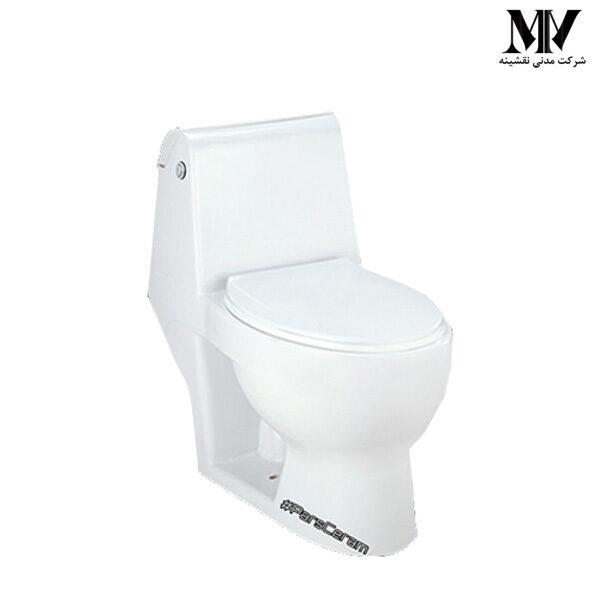 توالت فرنگی ترنادو پارس سرام