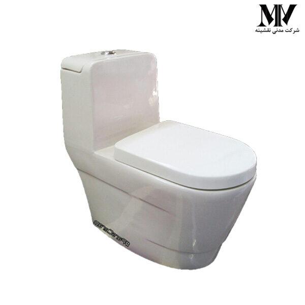 توالت فرنگی توکا پارس سرام