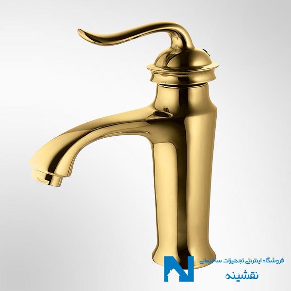 روشویی اسپیرال طلایی البرز روز