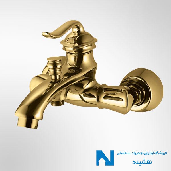 حمام اسپیرال طلایی البرز روز