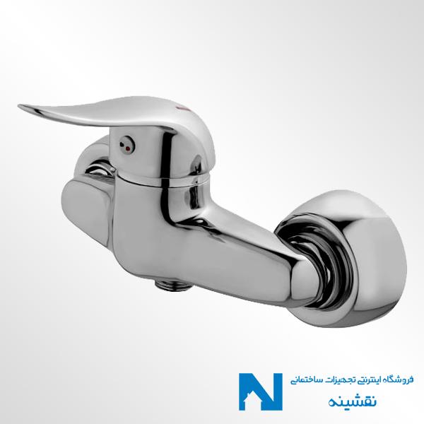 شیر توالت البرز روز مدل داک کروم