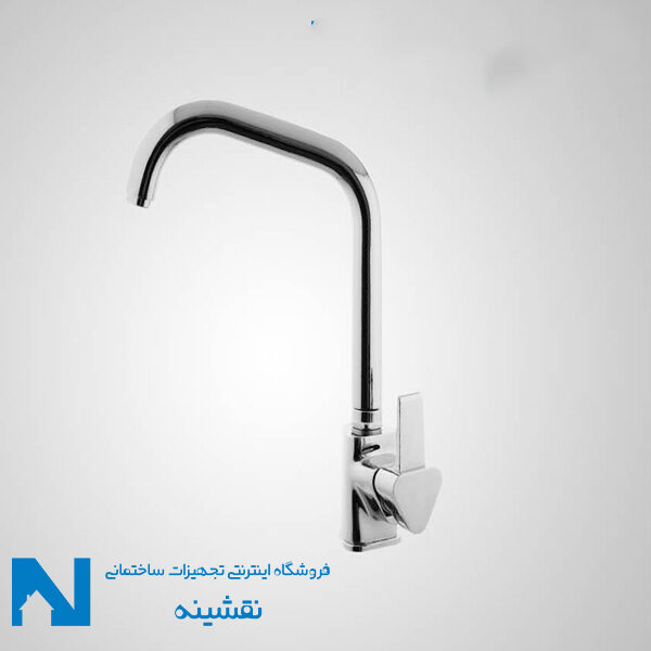 شیر ظرفشویی البرز روز مدل رویا رنگ کروم