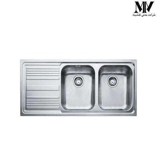 سینک ظرفشویی کد LLL621 فرانکه