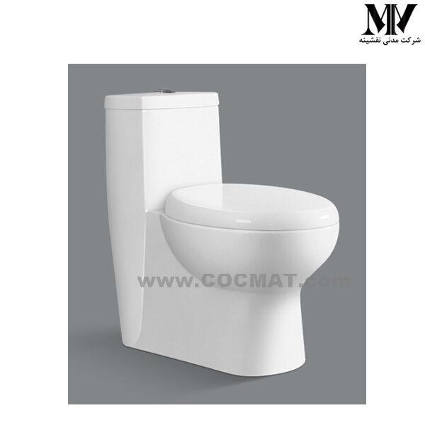 توالت فرنگی A07 بلونی