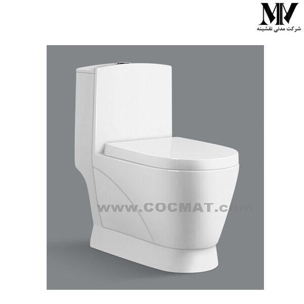 توالت فرنگی A52 بلونی