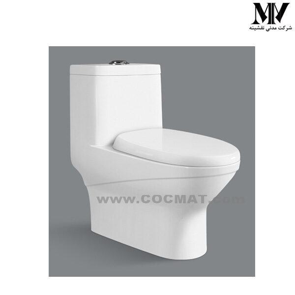 توالت فرنگی A57 بلونی