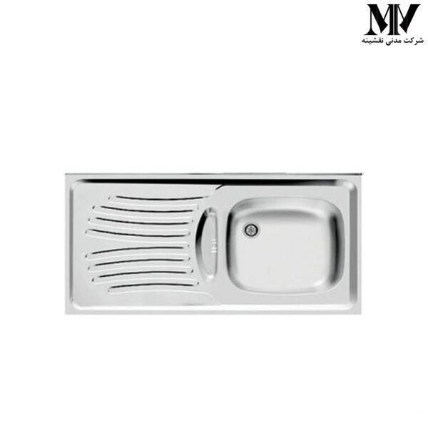سینک ظرفشویی کد 123 اخوان