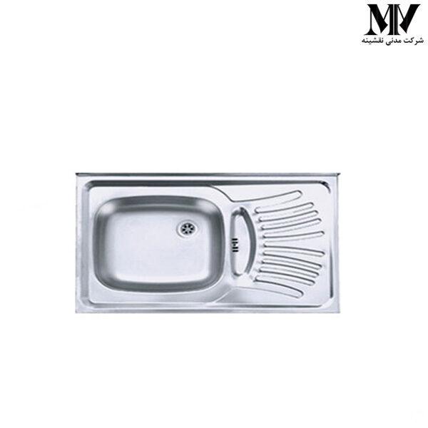 سینک ظرفشویی کد 124 اخوان