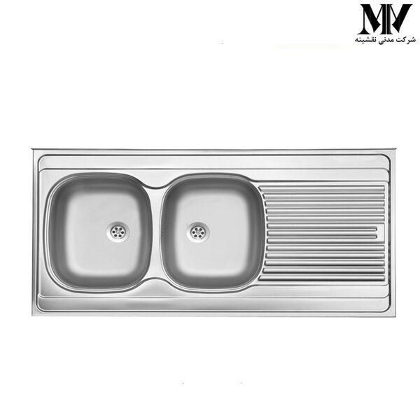 سینک ظرفشویی کد 12 فرامکو