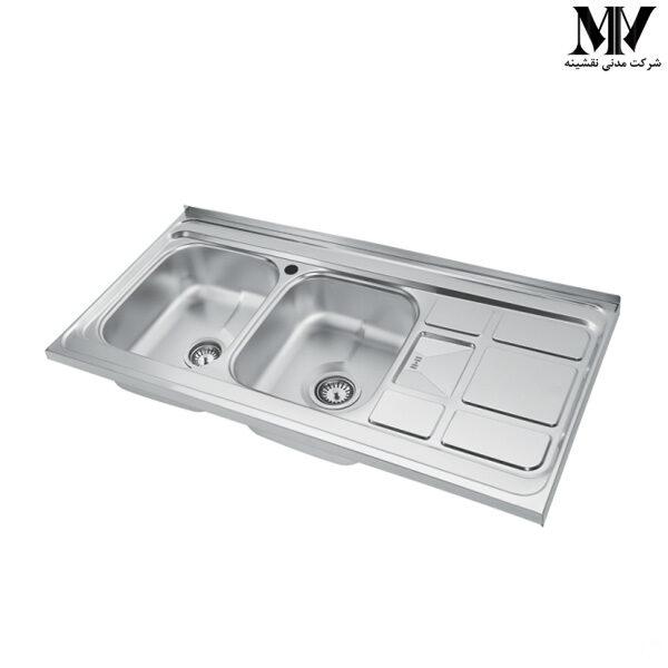 سینک ظرفشویی کد 2 الماس