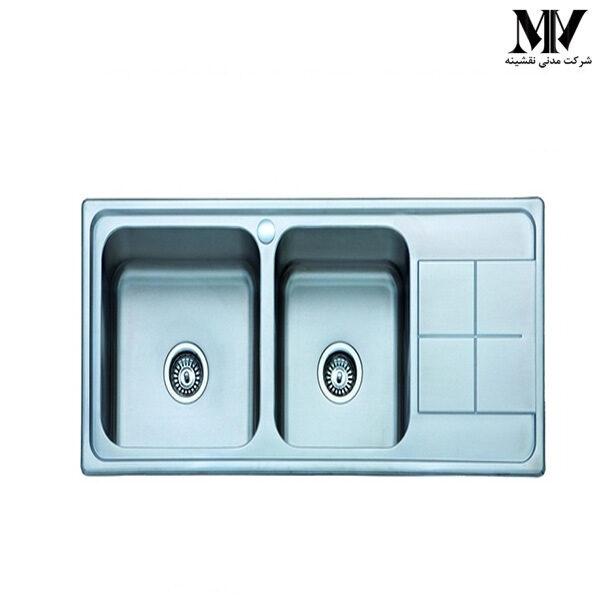 سینک ظرفشویی کد 2101 آروما