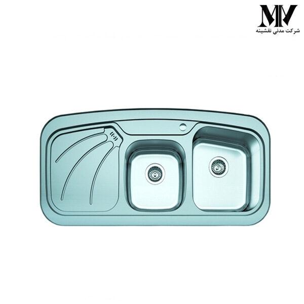 سینک ظرفشویی کد 2103 آروما
