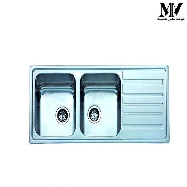 سینک ظرفشویی کد 2104 آروما
