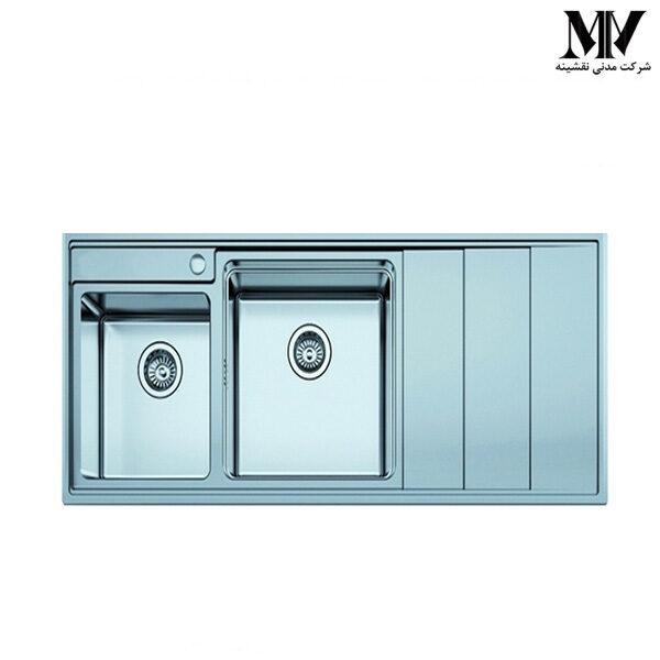 سینک ظرفشویی کد 2105 آروما