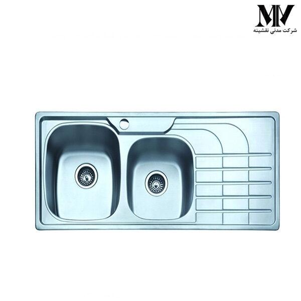 سینک ظرفشویی کد 2107 آروما