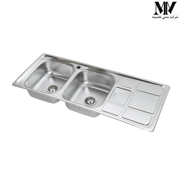 سینک ظرفشویی کد 3 الماس