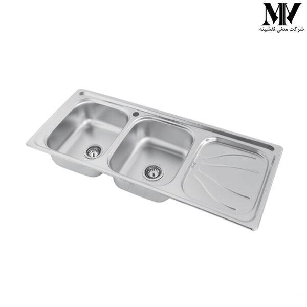 سینک ظرفشویی کد 6 الماس