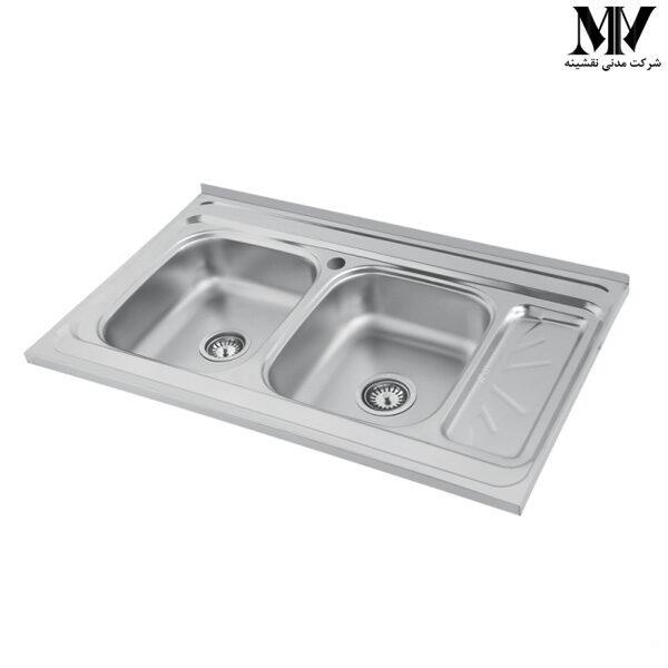 سینک ظرفشویی کد 8 الماس