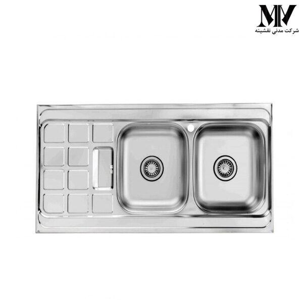 سینک ظرفشویی کد BS 510 بیمکث