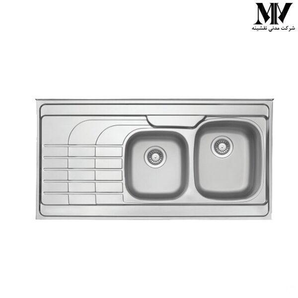سینک ظرفشویی کد D-A 115 داتیس