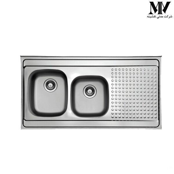 سینک ظرفشویی کد D-A 120 داتیس