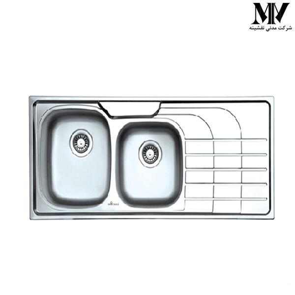 سینک ظرفشویی کد D-B 115 داتیس