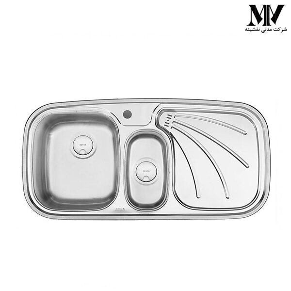 سینک ظرفشویی کد DS 111 درسا