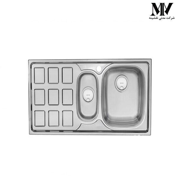سینک ظرفشویی کد DS 115 درسا
