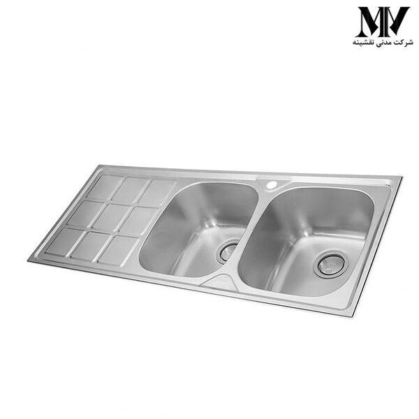سینک ظرفشویی کد DS 116 درسا