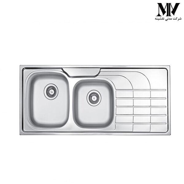 سینک ظرفشویی کد DS 119 درسا