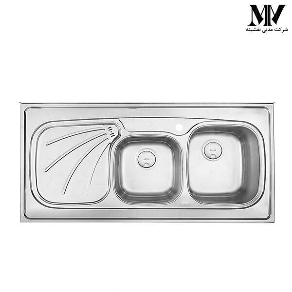 سینک ظرفشویی کد DS 330 درسا