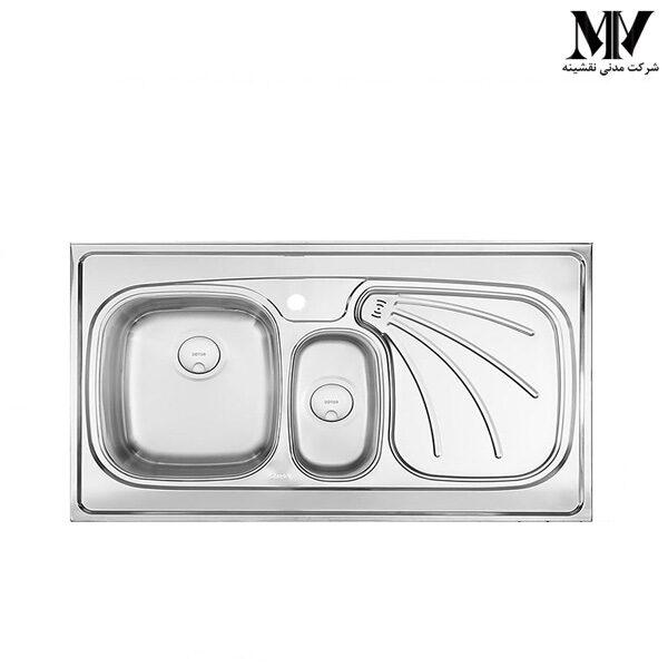 سینک ظرفشویی کد DS 331 درسا