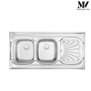 سینک ظرفشویی کد DS 339 درسا