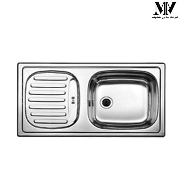 سینک ظرفشویی کد FLEX MINI بلانکو