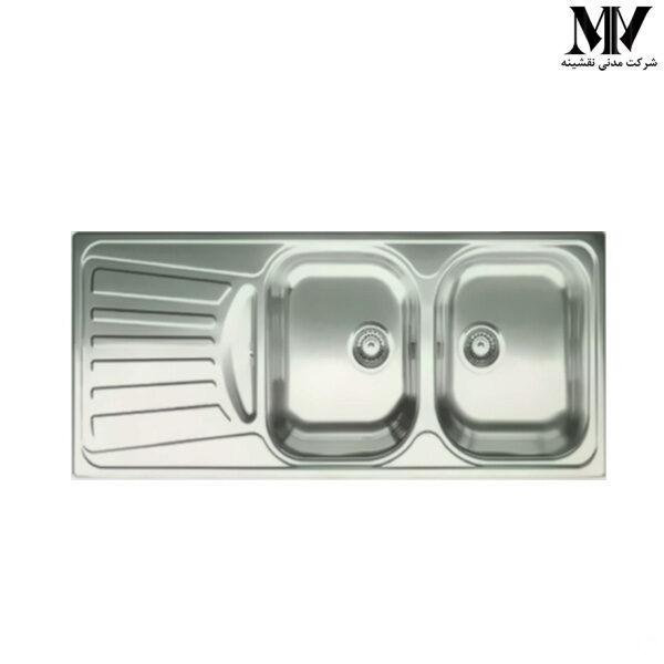 سینک ظرفشویی کد PLUS 8S بلانکو