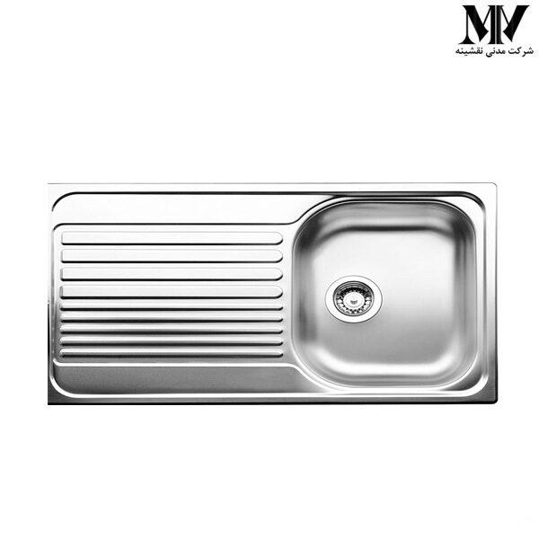 سینک ظرفشویی کد TIPO 45S بلانکو